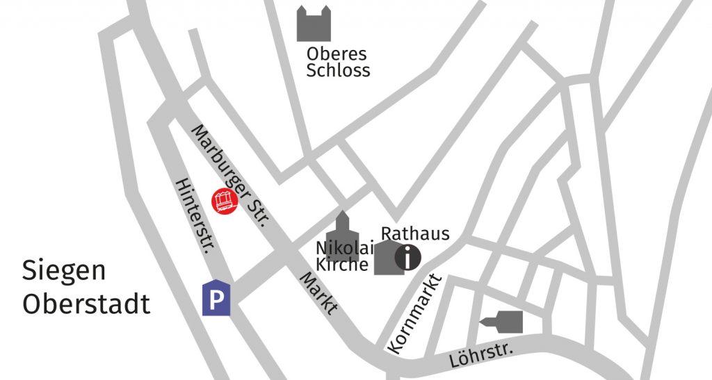 Wohnen Piechowski Siegen Anfahrt